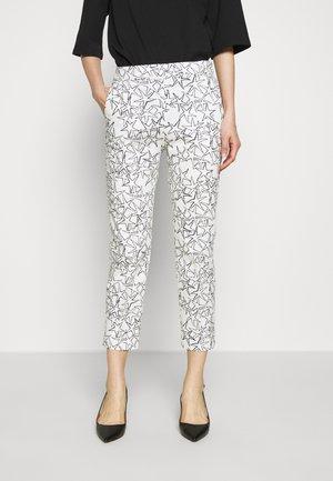 DISEGNO - Pantalones - white