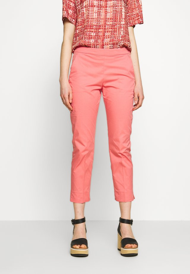 DISEGNO - Trousers - old rose