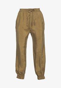 MAX&Co. - DITTA - Teplákové kalhoty - brown - 3