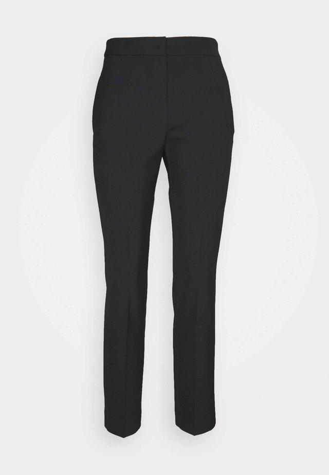 MELISSA - Pantalon classique - black
