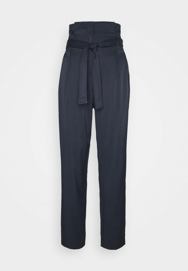 VICINO - Trousers - midnight blue