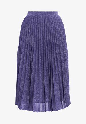 PREMIATO - A-lijn rok - purple
