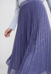 MAX&Co. - PREMIATO - A-line skirt - purple - 5