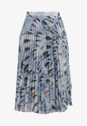 PREMIATO - A-line skirt - light blue