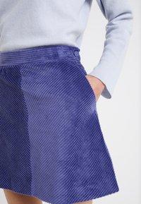 MAX&Co. - DOGANALE - Áčková sukně - light blue - 4