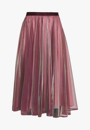 PREMIATO - A-line skirt - rose/pink