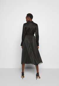 MAX&Co. - PRINCIPE - Áčková sukně - dark grey - 2