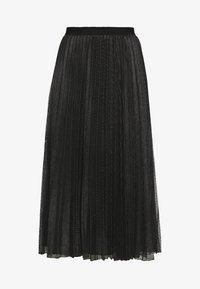 MAX&Co. - PRINCIPE - Áčková sukně - dark grey - 3