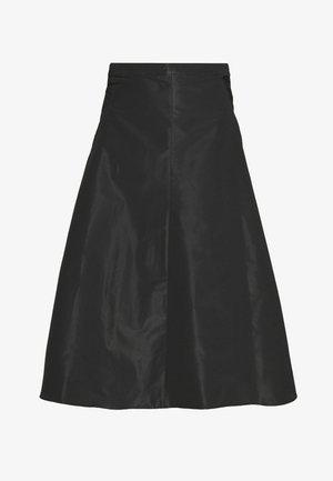 PASTA - A-line skirt - black