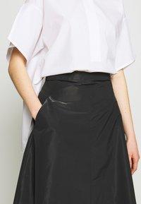 MAX&Co. - PASTA - Áčková sukně - black - 3