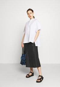 MAX&Co. - PASTA - Áčková sukně - black - 1