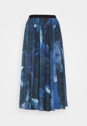 PRIMIZIA - A-line skirt - peacock
