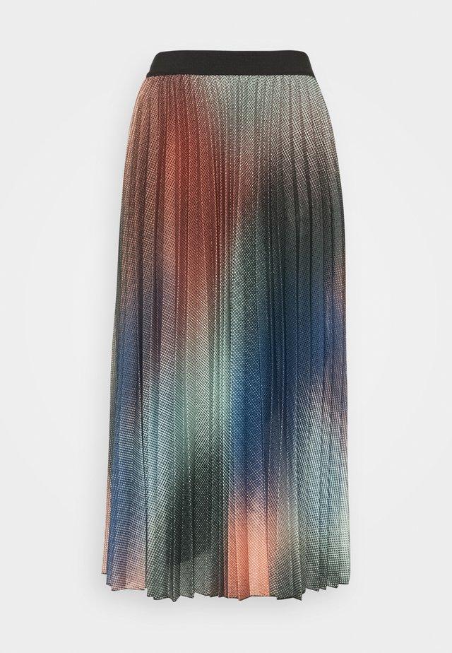 DIGA - A-line skirt - multi coloured