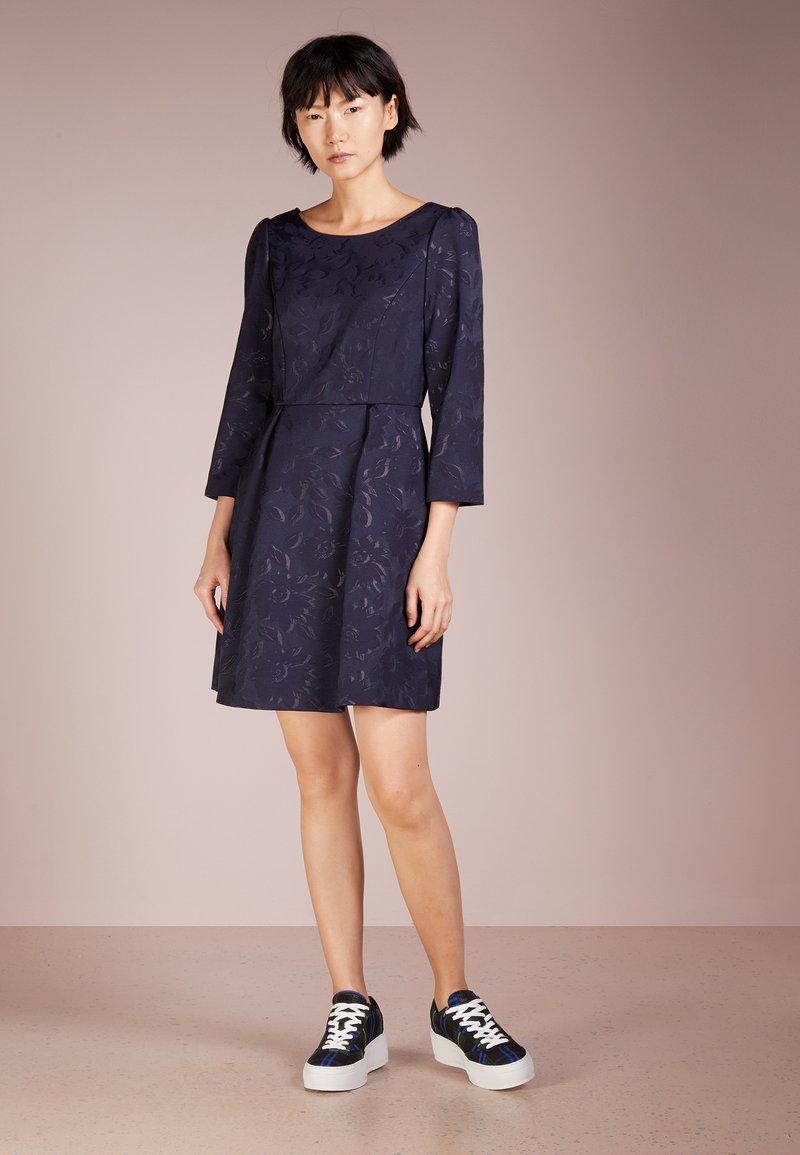 MAX&Co. - PARIGI - Cocktailkleid/festliches Kleid - midnight blue