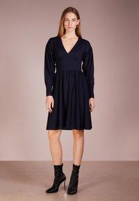 MAX&Co. - CORO - Jerseykjoler - midnight blue - 1