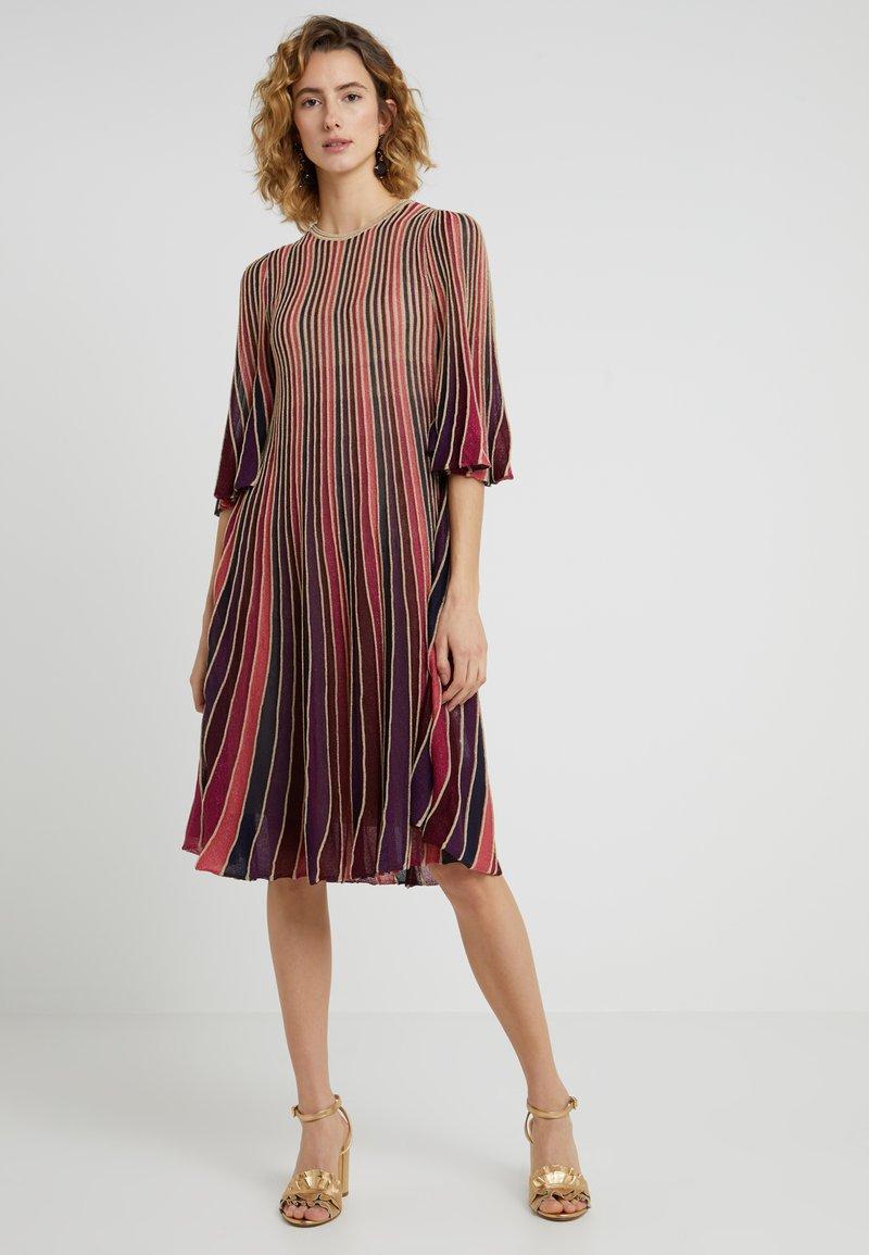 MAX&Co. - PRODIGIO - Robe pull - multi-coloured