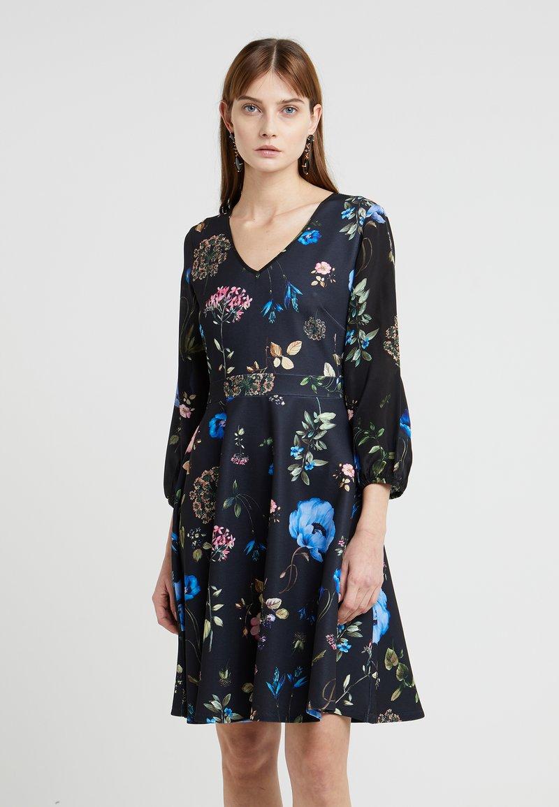MAX&Co. - CREARE - Korte jurk - black