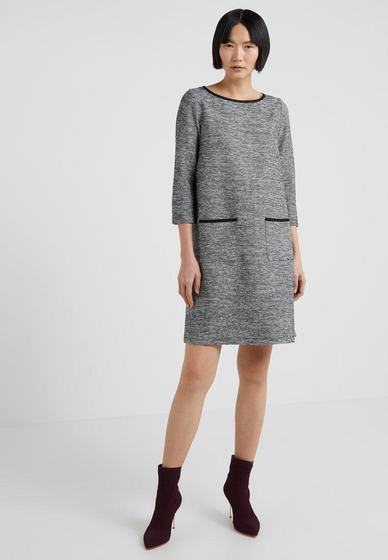 MAX&Co. - CROCEVIA - Jumper dress - ivory pattern