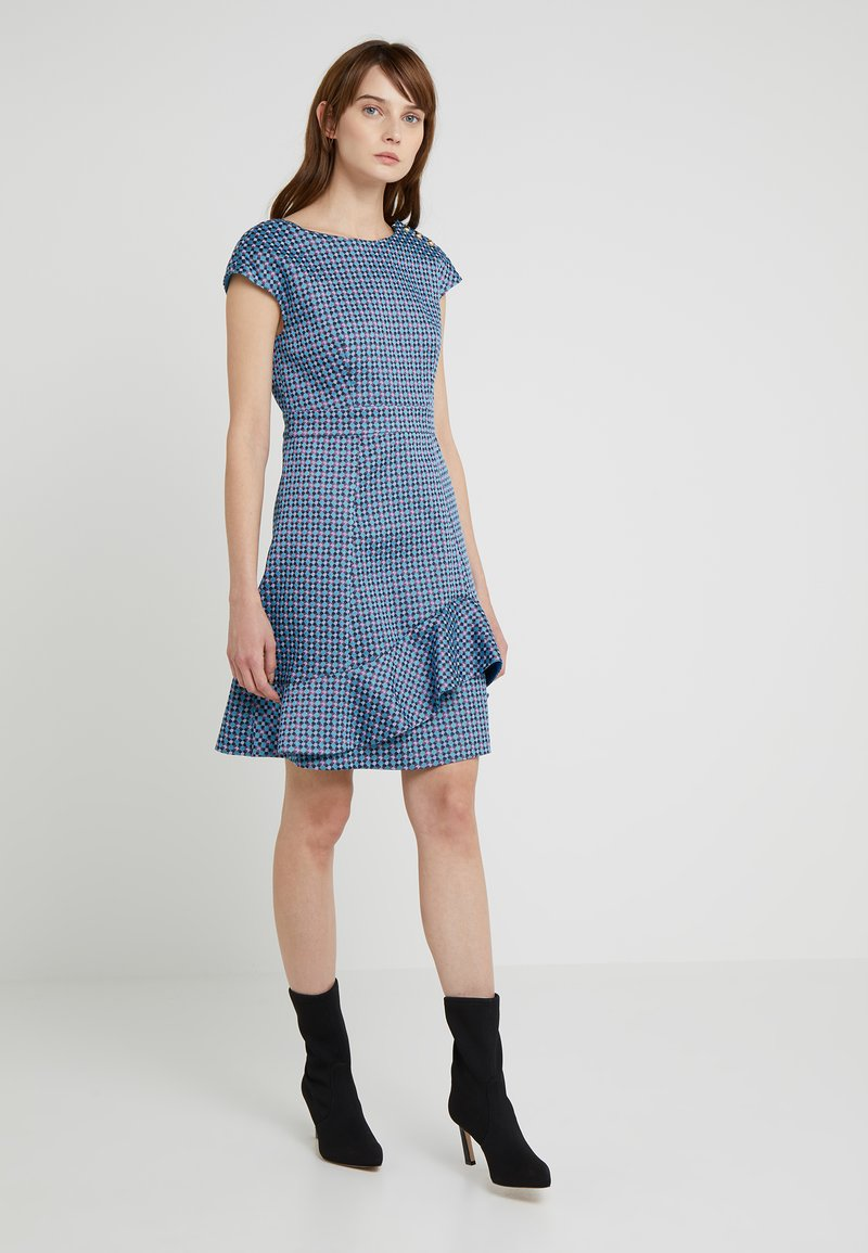 MAX&Co. - PALETTA - Cocktailkleid/festliches Kleid - air force blue