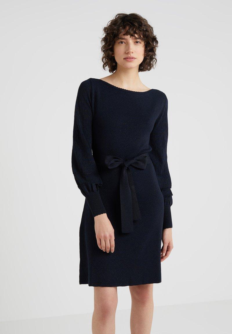 MAX&Co. - PREMIATO - Jumper dress - navy blue