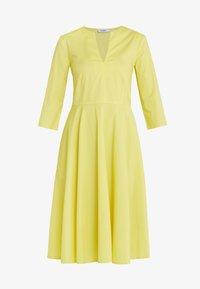 MAX&Co. - DISCO - Korte jurk - sunshine yellow - 4