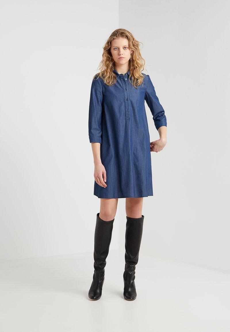 MAX&Co. - DISCORSO - Spijkerjurk - blue denim