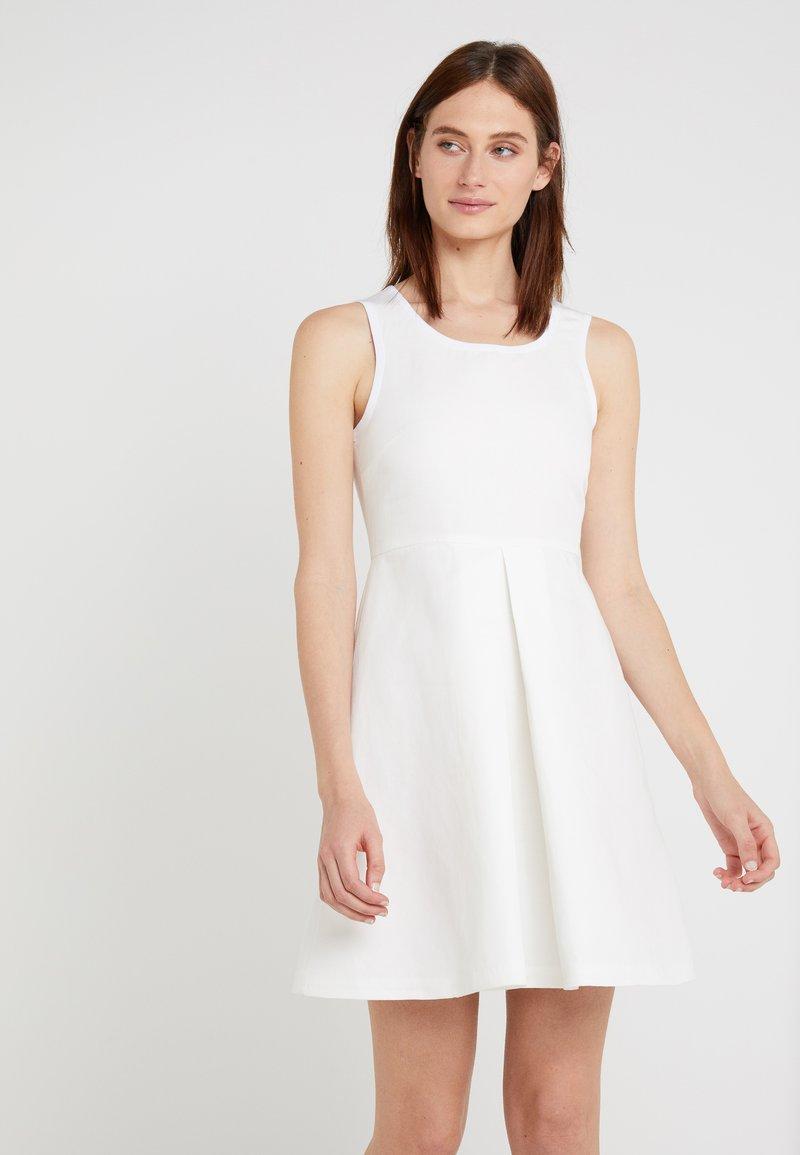 MAX&Co. - CHARME - Korte jurk - ivory