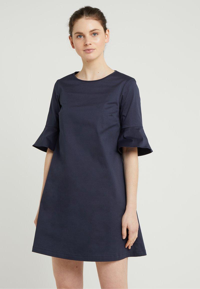 MAX&Co. - DORIA - Korte jurk - navy blue