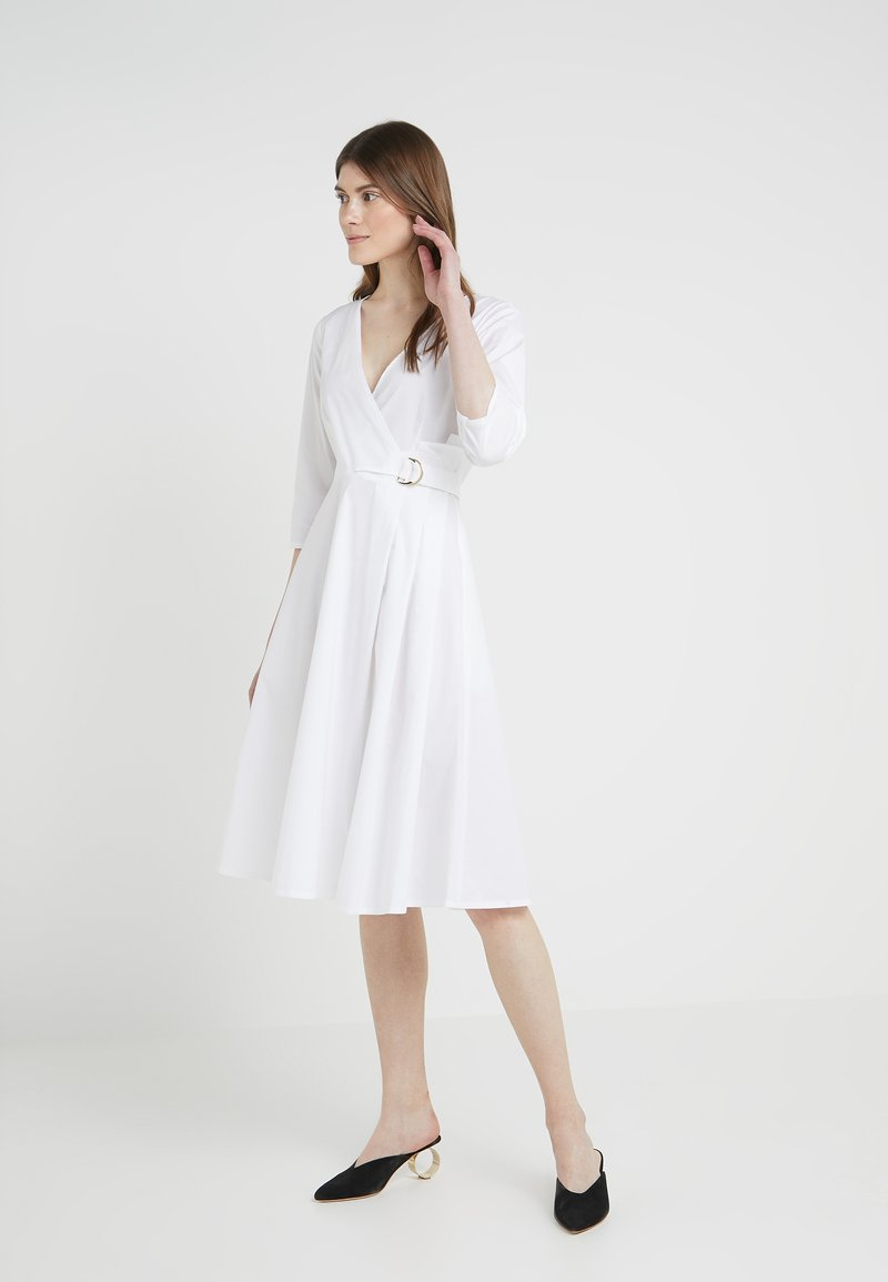 MAX&Co. - DESTRA - Freizeitkleid - optic white