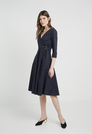 DESTRA - Korte jurk - navy blue