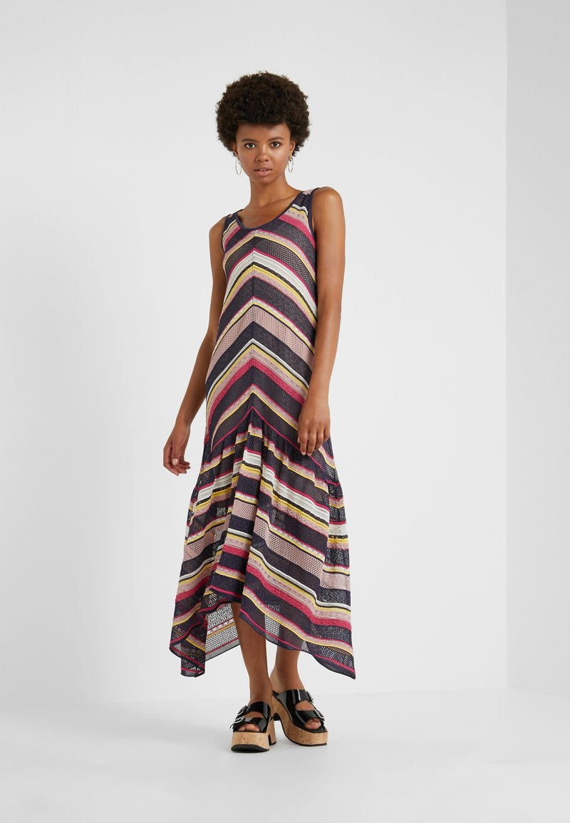 MAX&Co. - PONTILE - Robe longue - multi coloured