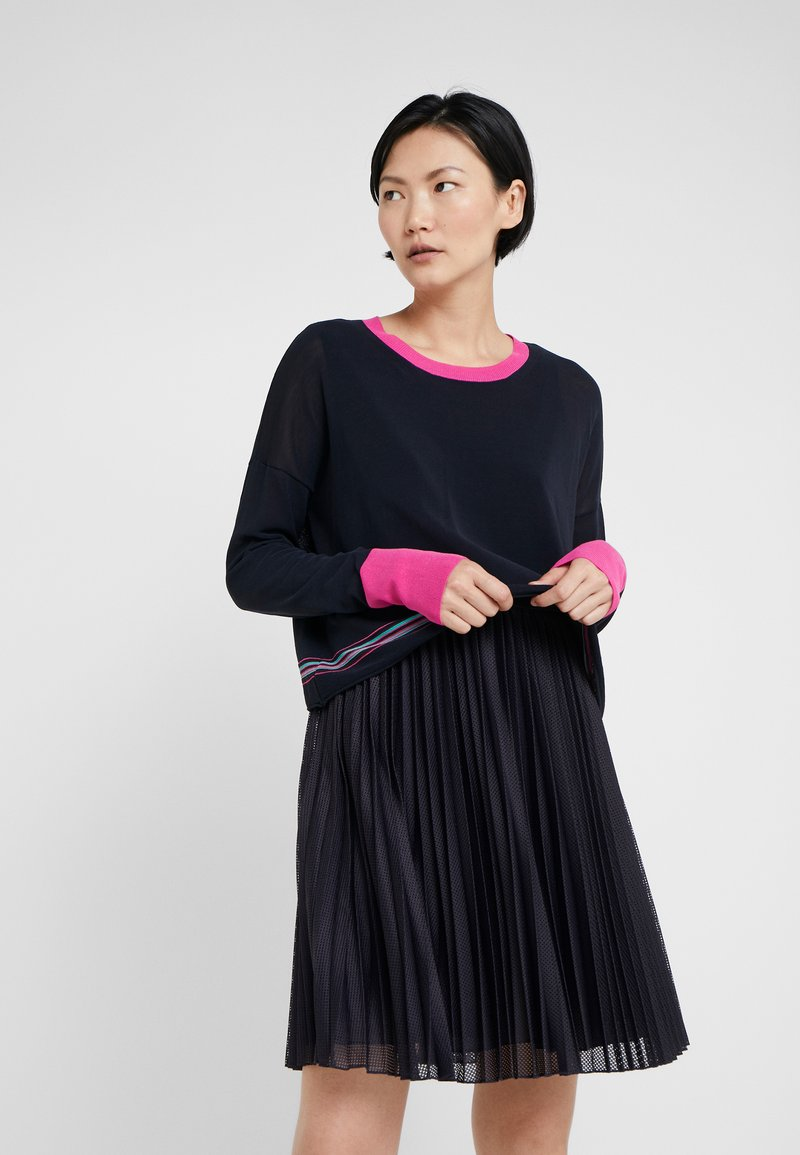 MAX&Co. - DOMINO - Day dress - midnight blue