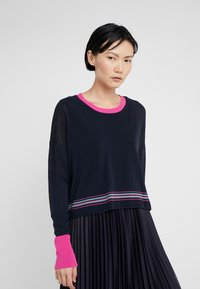 MAX&Co. - DOMINO - Day dress - midnight blue - 3