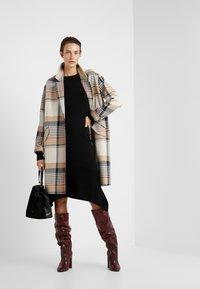 MAX&Co. - CORDOVA - Robe pull - black - 1