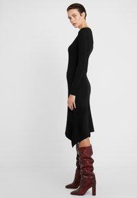 MAX&Co. - CORDOVA - Robe pull - black - 3