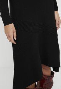 MAX&Co. - CORDOVA - Robe pull - black - 5