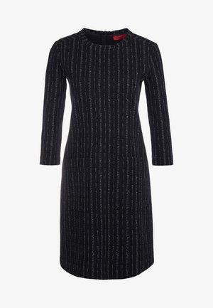 COSMO - Sukienka dzianinowa - black pattern