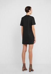 MAX&Co. - CAPRI - Day dress - black - 2