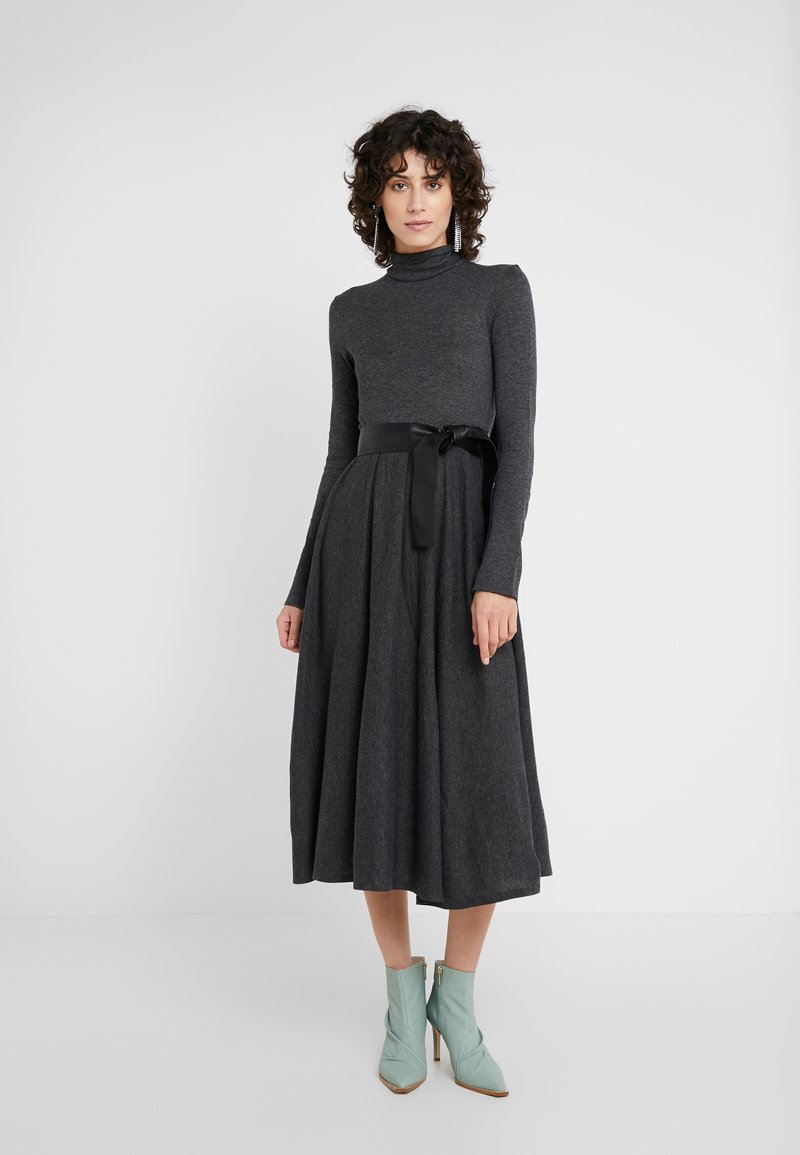 MAX&Co. - DRENARE - Jumper dress - dark grey