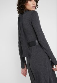 MAX&Co. - DRENARE - Jumper dress - dark grey - 3