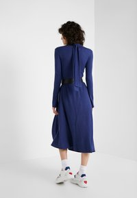MAX&Co. - DRENARE - Robe pull - blue - 2