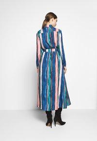 MAX&Co. - CAPSULA - Robe longue - china blue - 2