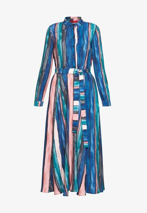 CAPSULA - Maxi-jurk - china blue