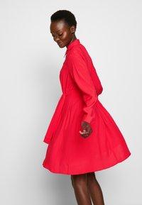 MAX&Co. - DANTESCO - Shirt dress - red - 3