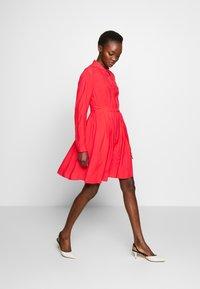 MAX&Co. - DANTESCO - Shirt dress - red - 1