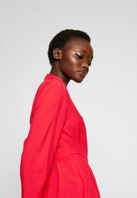 MAX&Co. - DANTESCO - Shirt dress - red - 4