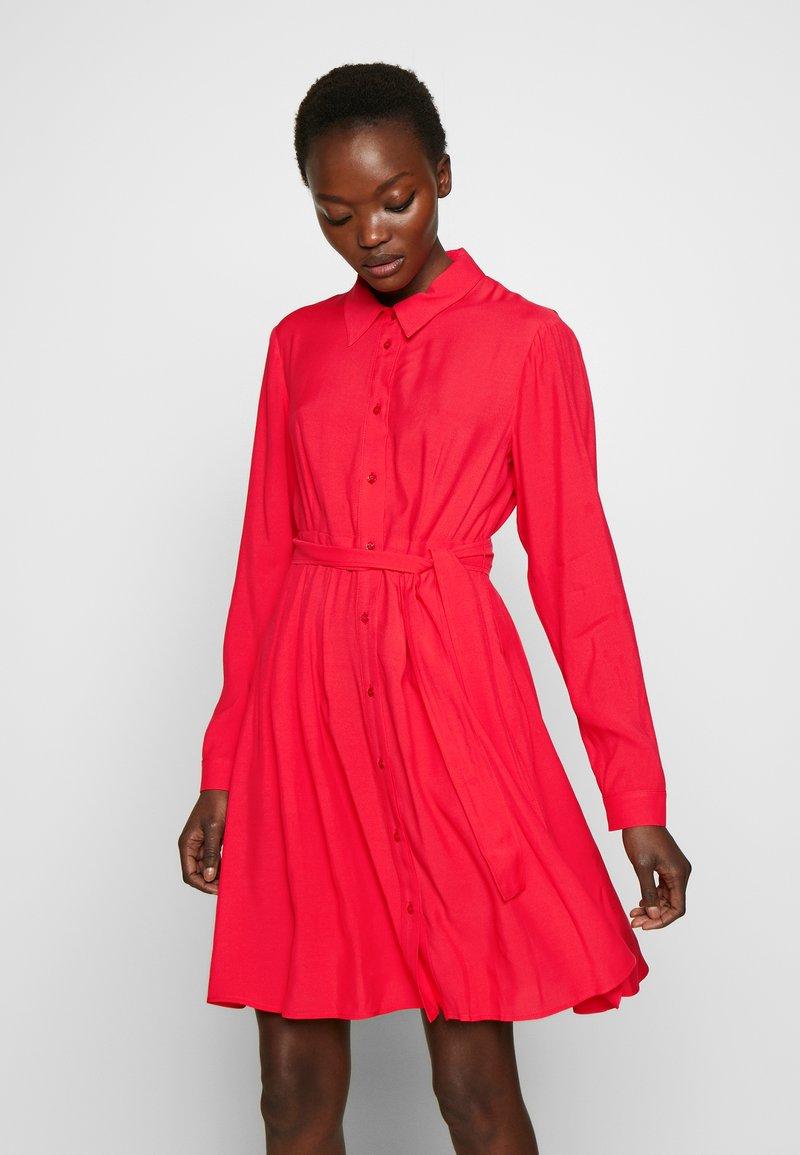 MAX&Co. - DANTESCO - Shirt dress - red