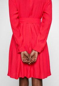 MAX&Co. - DANTESCO - Shirt dress - red - 6
