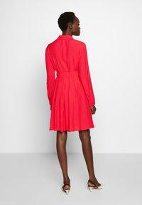MAX&Co. - DANTESCO - Shirt dress - red - 2