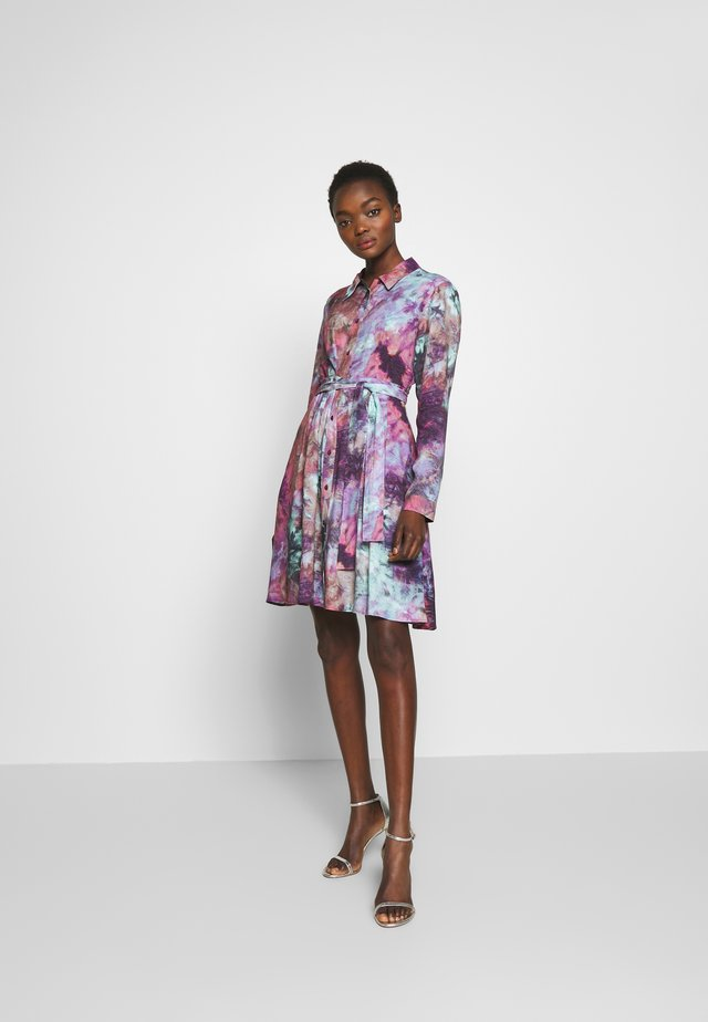 DANTESCO - Shirt dress - purple